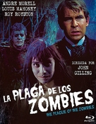 The Plague of the Zombies - Spanish Movie Cover (xs thumbnail)