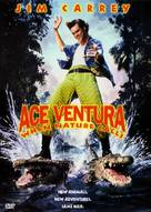 Ace Ventura: When Nature Calls - DVD movie cover (xs thumbnail)