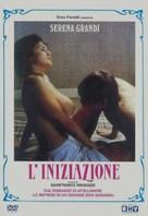 L'iniziazione - Italian DVD movie cover (xs thumbnail)