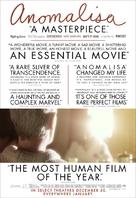 Anomalisa - Movie Poster (xs thumbnail)