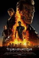 Terminator Genisys - British Movie Poster (xs thumbnail)
