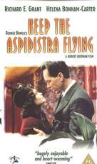 Keep the Aspidistra Flying - British poster (xs thumbnail)