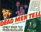 Dead Men Tell - Movie Poster (xs thumbnail)