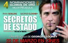 The Ides of March - Chilean Movie Poster (xs thumbnail)