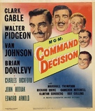 Command Decision - Movie Poster (xs thumbnail)