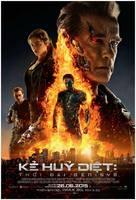 Terminator Genisys - Vietnamese Movie Poster (xs thumbnail)