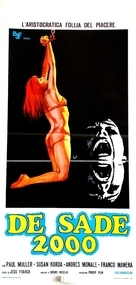Eugénie - Italian Movie Poster (xs thumbnail)