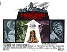 The House That Dripped Blood - British Movie Poster (xs thumbnail)