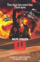 Red Scorpion - Video release movie poster (xs thumbnail)