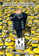 Despicable Me - German Movie Poster (xs thumbnail)
