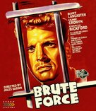 Brute Force - British Blu-Ray movie cover (xs thumbnail)