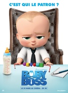 The Boss Baby - French Movie Poster (xs thumbnail)