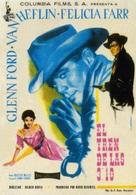3:10 to Yuma - Spanish Movie Poster (xs thumbnail)