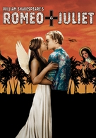 Romeo And Juliet - DVD cover (xs thumbnail)