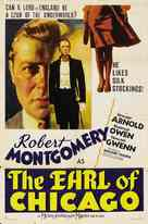 The Earl of Chicago - Movie Poster (xs thumbnail)
