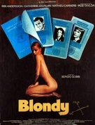 Blondy - French Movie Poster (xs thumbnail)