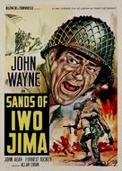 Sands of Iwo Jima - Venezuelan Movie Poster (xs thumbnail)
