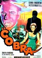 Cobra, Il - French Movie Poster (xs thumbnail)