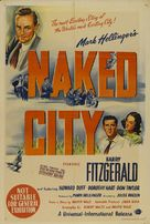 The Naked City - Australian Movie Poster (xs thumbnail)