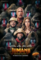 Jumanji: The Next Level - Polish Movie Poster (xs thumbnail)