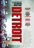 Detroit - Italian Movie Poster (xs thumbnail)