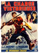 The Red Badge of Courage - Belgian Movie Poster (xs thumbnail)