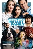 Instant Family - Norwegian Movie Poster (xs thumbnail)