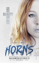 Horns - British Movie Poster (xs thumbnail)