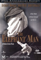 The Elephant Man - Australian DVD cover (xs thumbnail)