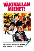 Napoli spara! - Finnish VHS movie cover (xs thumbnail)