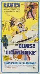 Clambake - Movie Poster (xs thumbnail)
