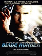 Blade Runner - French Re-release movie poster (xs thumbnail)