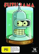 """Futurama"" - Australian DVD movie cover (xs thumbnail)"