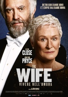 The Wife - Italian Movie Poster (xs thumbnail)