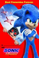 Sonic the Hedgehog - Movie Poster (xs thumbnail)