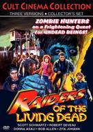 Raiders of the Living Dead - DVD cover (xs thumbnail)
