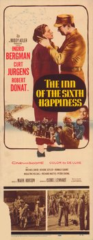 The Inn of the Sixth Happiness - Movie Poster (xs thumbnail)