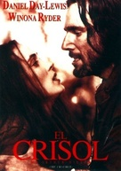 The Crucible - Spanish Movie Cover (xs thumbnail)