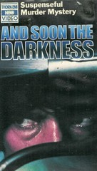 And Soon the Darkness - VHS movie cover (xs thumbnail)