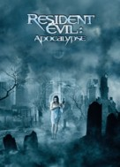 Resident Evil: Apocalypse - British Movie Poster (xs thumbnail)