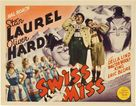 Swiss Miss - Movie Poster (xs thumbnail)