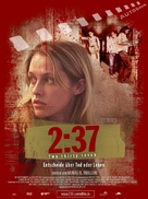 Two Thirty 7 - German Movie Poster (xs thumbnail)
