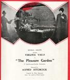 The Pleasure Garden - Movie Poster (xs thumbnail)