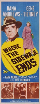 Where the Sidewalk Ends - Movie Poster (xs thumbnail)