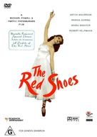 The Red Shoes - Australian DVD cover (xs thumbnail)