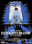 Innocent Blood - French Movie Poster (xs thumbnail)