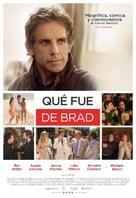 Brad's Status - Spanish Movie Poster (xs thumbnail)
