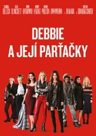 Ocean's 8 - Czech DVD movie cover (xs thumbnail)