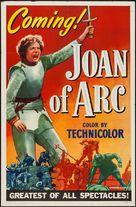 Joan of Arc - Advance poster (xs thumbnail)