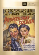 Professional Soldier - Movie Cover (xs thumbnail)